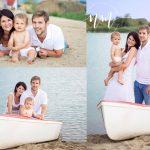 Cu familia in natura sesiune foto