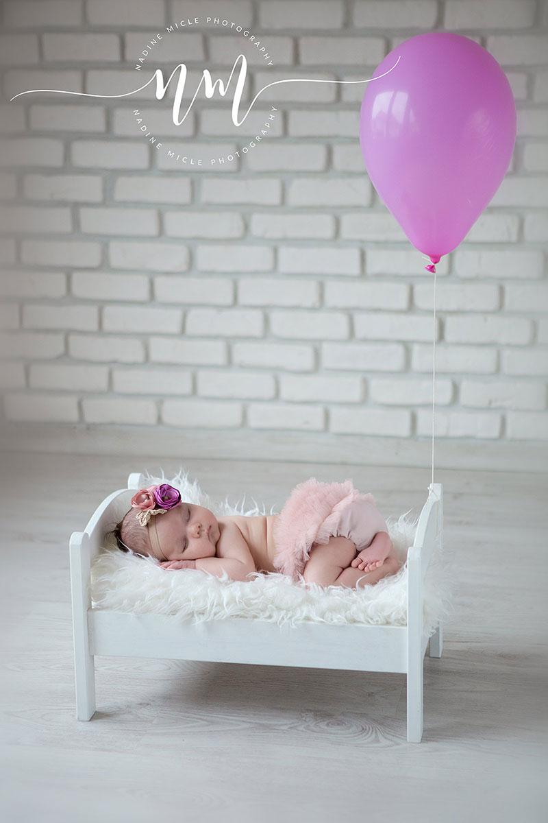 Fotografie bebe dormind