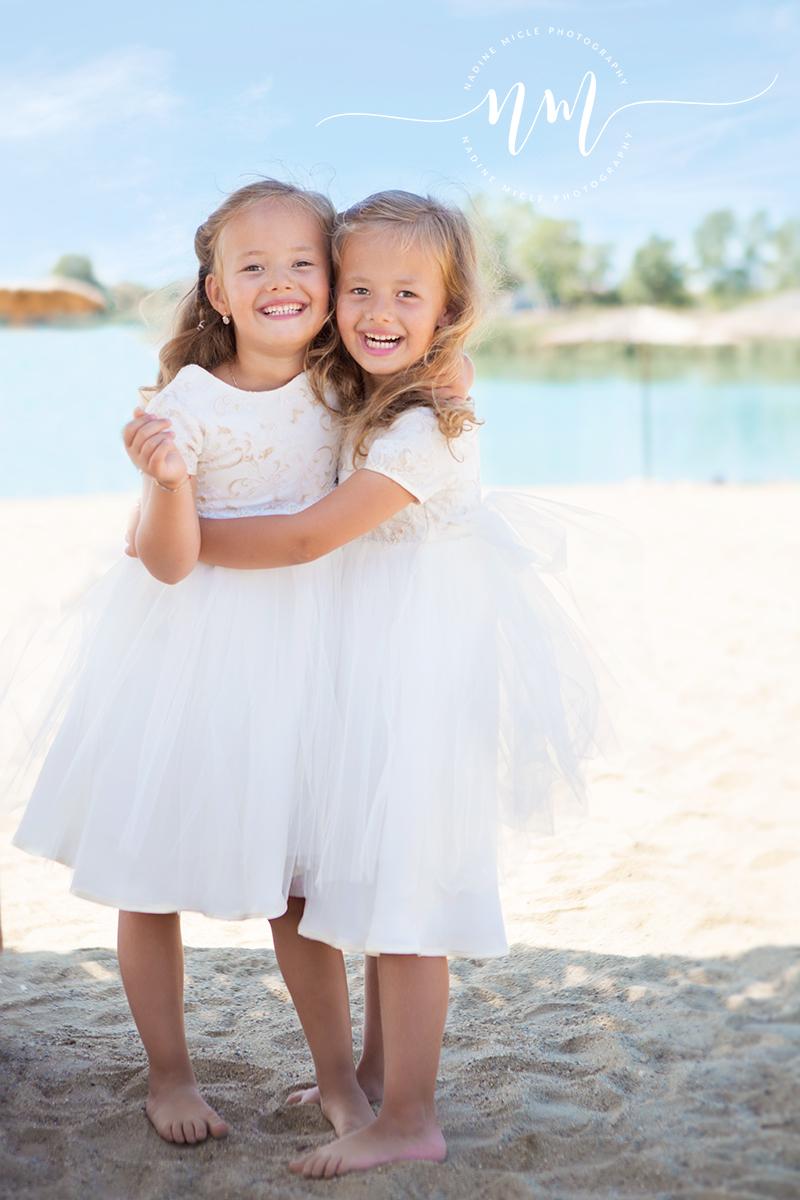 Fotografii copii la plaja