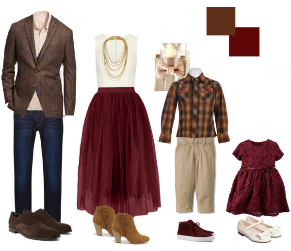 Cum ne îmbrăcăm pentru ședința foto - exemplu