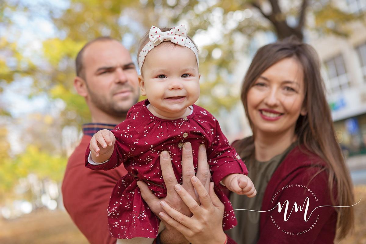 Sedinta foto la 5 luni de la nastere