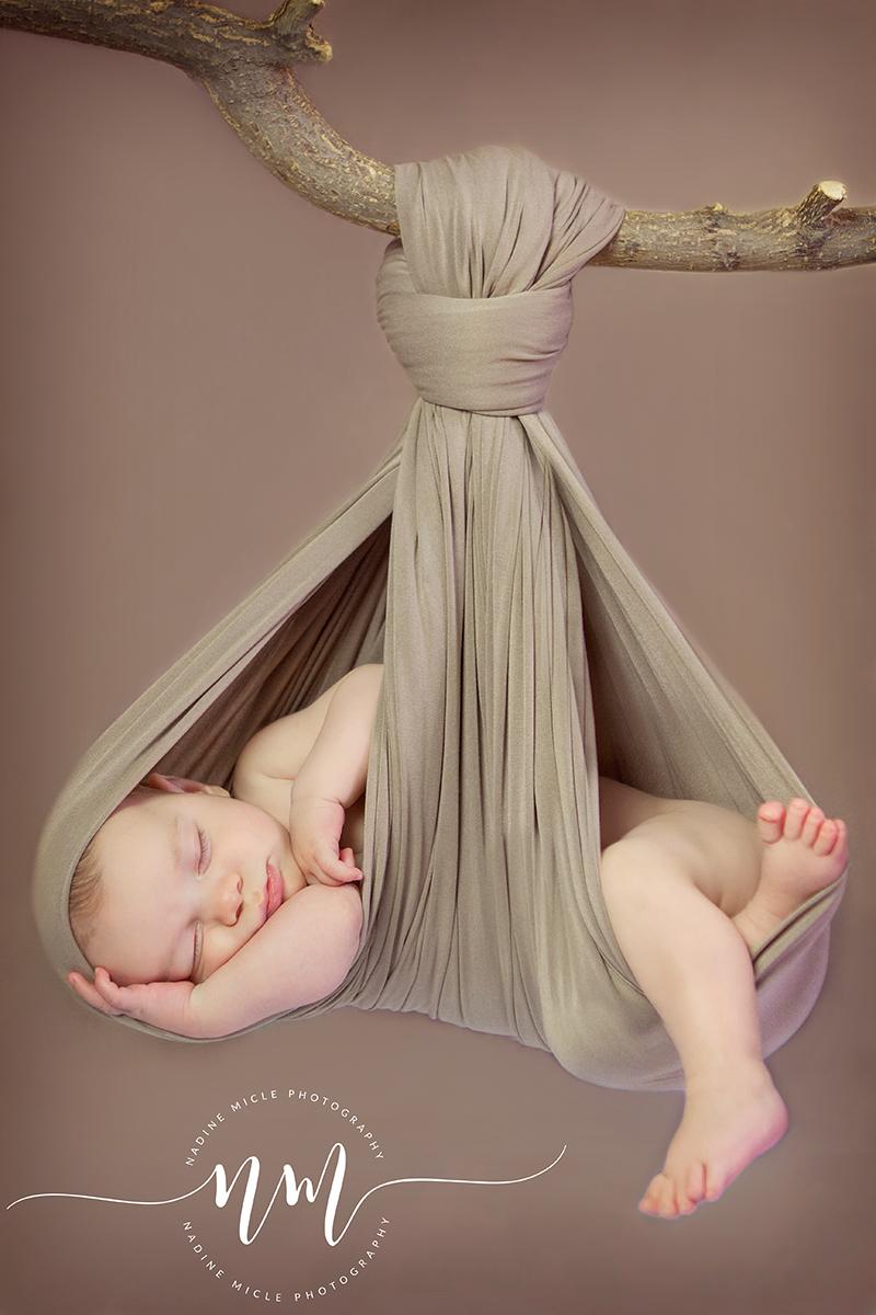 Sesiune foto bebe la 3 luni