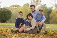Familie fericita in Arad