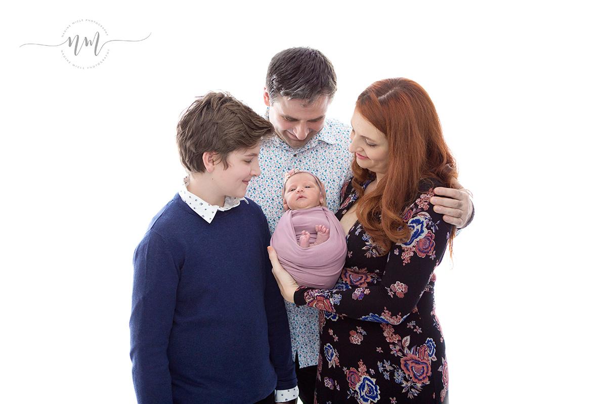 fotograf de familie arad