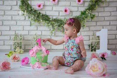 Fotografie bebelus un an