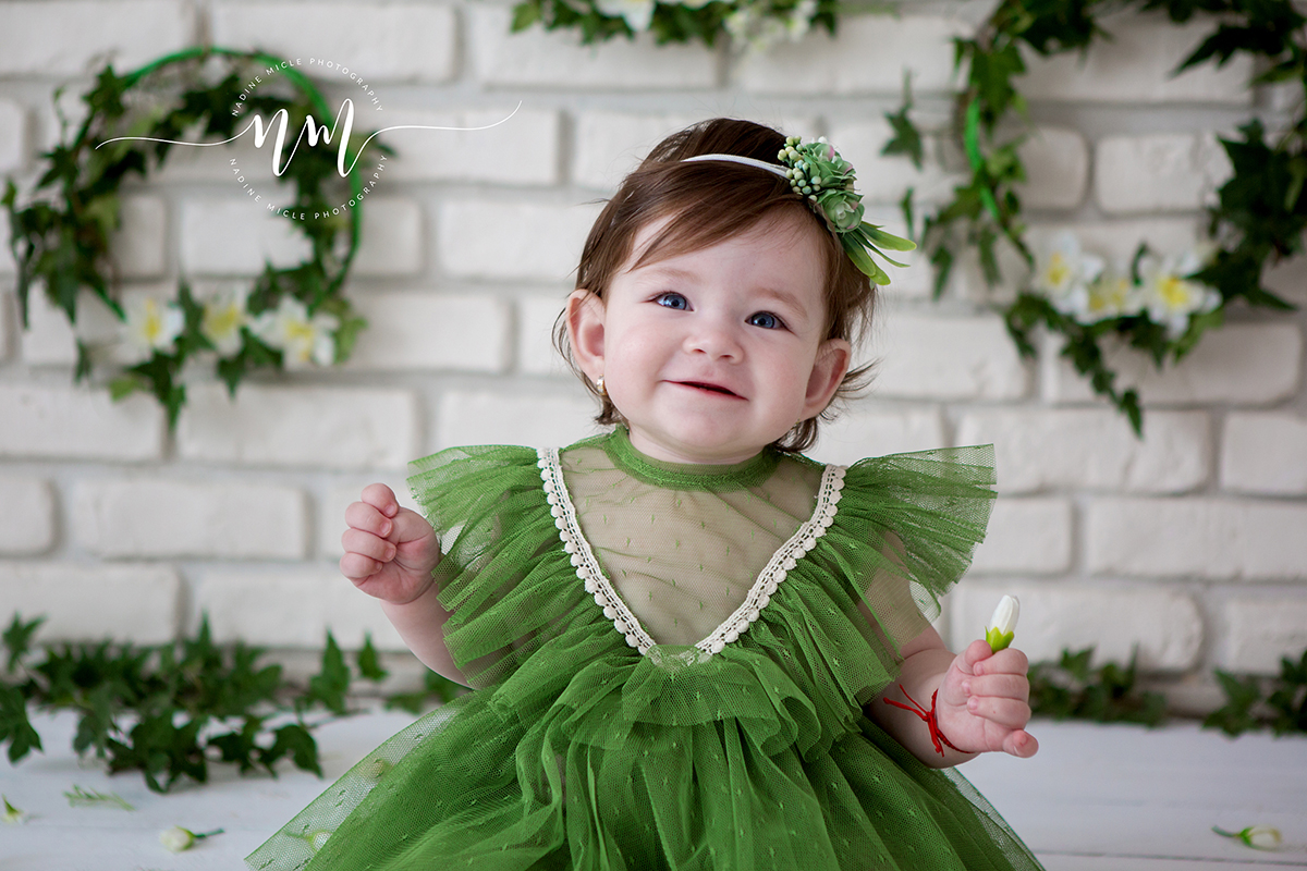 Studio fotografii bebelusi