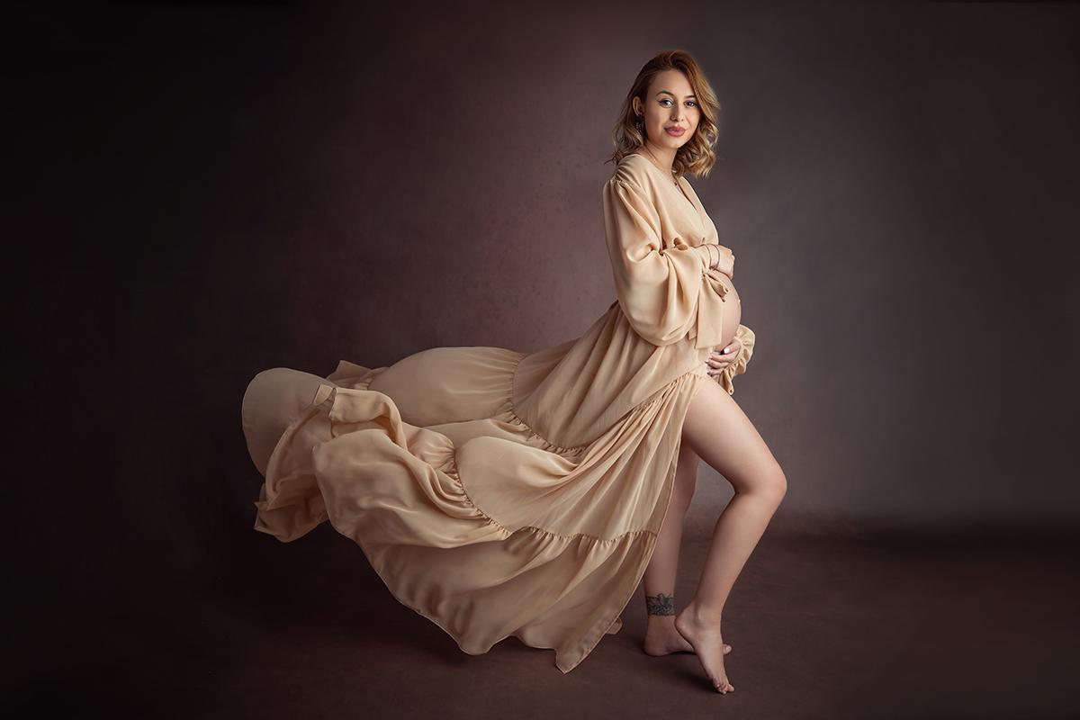 sedinta foto maternity Timisoara
